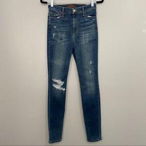 Joe's Jeans Flawless Charlie High Rise Skinny Jean